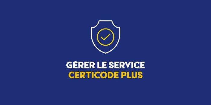 Certicode plus